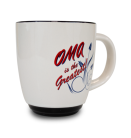 Oma Is The Greatest Mug