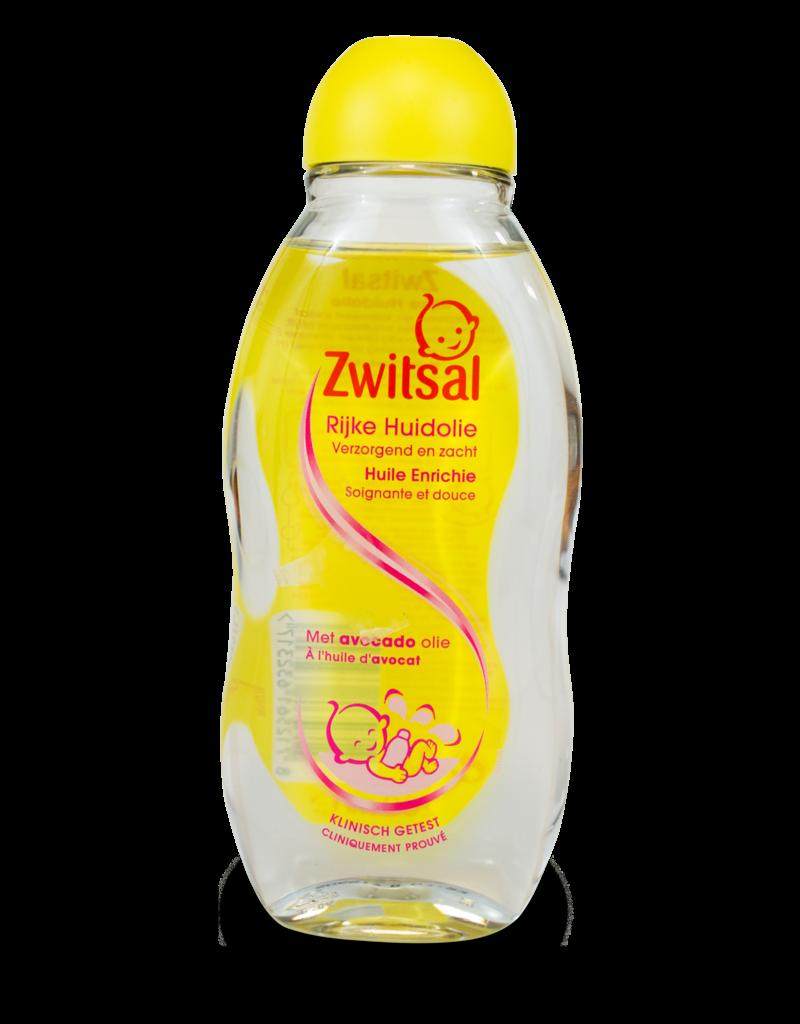 Zwitsal Zwitsal Rich Skin Oil 200ml