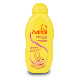 Zwitsal Soap Free Washing Cream 200ml