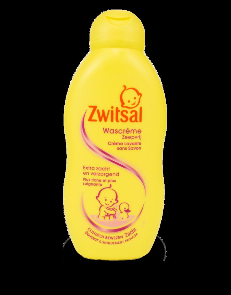 Zwitsal Zwitsal Soap Free Washing Cream 200ml