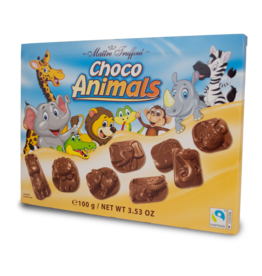 Maitre Truffout Choco Animals 100g