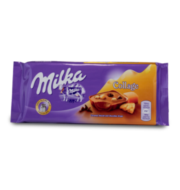 Milka Collage Caramel 93g