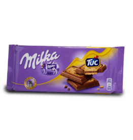 Milka Tuc Chocolate Bar 87g