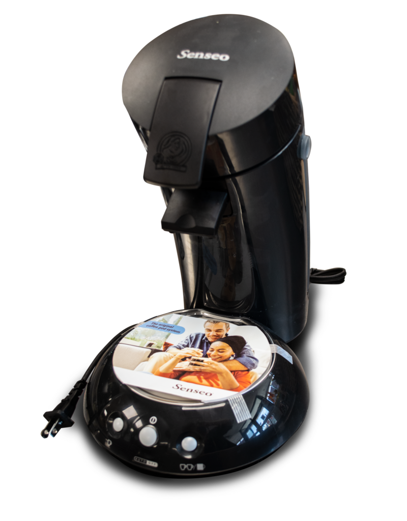 Senseo Senseo Coffee Machine - Black
