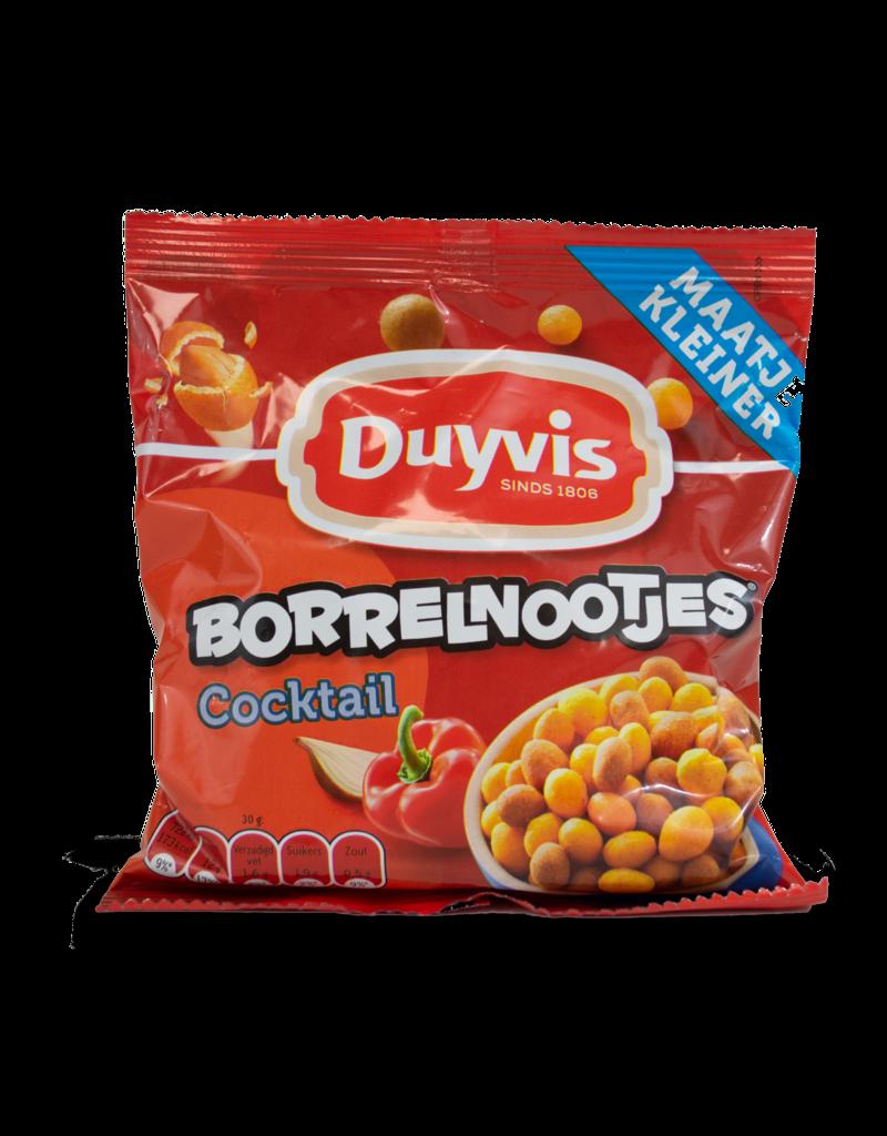 Duyvis Duyvis Borrelnootjes Cocktail 125g