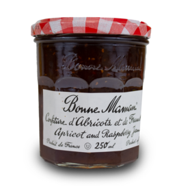 Bonne Maman Jam - Apricot and Raspberry 250ml