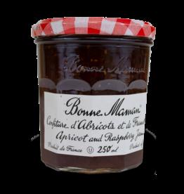 Bonne Maman Jam - Apricot and Raspberry 250ml