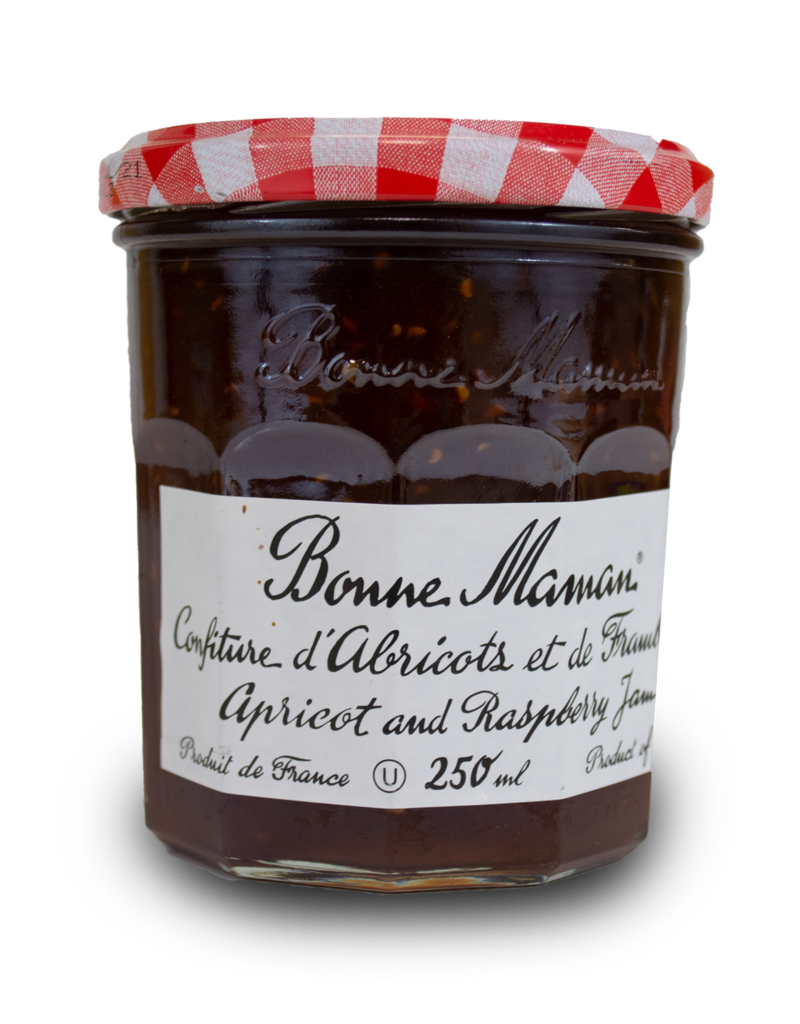 Bonne Maman Bonne Maman Jam - Apricot and Raspberry 250ml