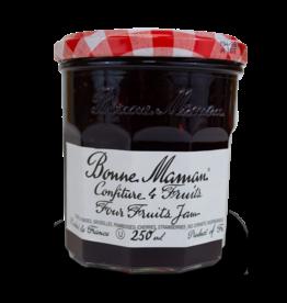 Bonne Maman Jam - Four Fruit 250ml