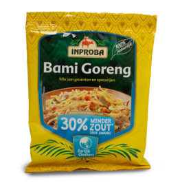 Inproba Bami Vegetable Spice Mix 50g