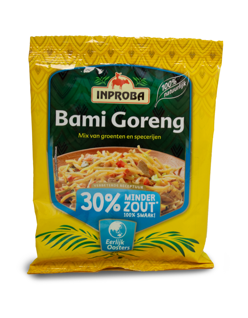 Inproba Inproba Bami Vegetable Spice Mix 50g