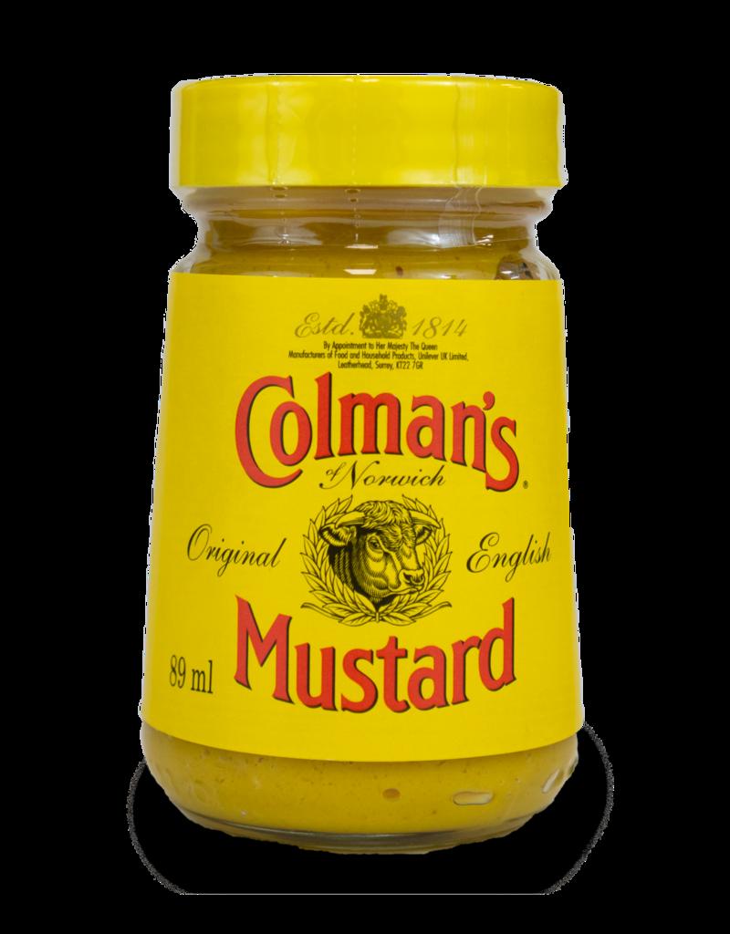 Colman's Colman's Prepared Mustard 89ml