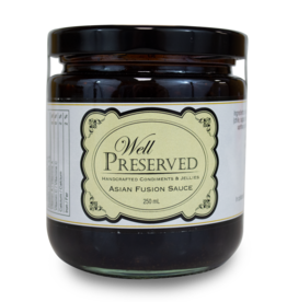 Community Living Well Preserved Jam - Asian Fusion 250ml