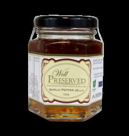 Community Living Garlic Pepper Jelly 110ml