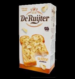 De Ruijter Chocolate Flakes (Vlokken) - White 300g