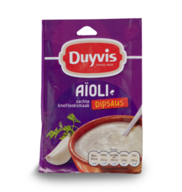 Duyvis Aioli Table Sauce Mix 6g