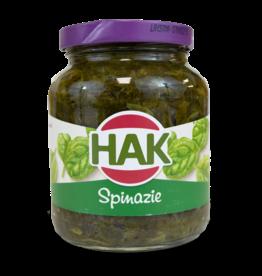 Hak Chopped Spinach 330ml