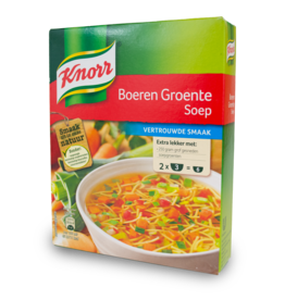 Knorr Soup Mix - Farmers Vegetable 2 Pack 2X37g