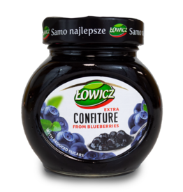 Lowicz Blueberry Jam 200ml