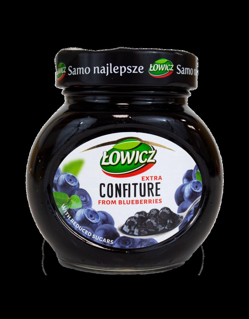 Lowicz Lowicz Blueberry Jam 200ml