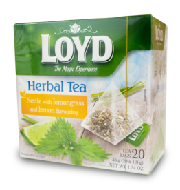 Loyd Nettle with Lemongrass Tea 38g