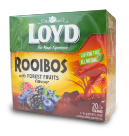 Loyd Rooibos with Forest Fruit Tea