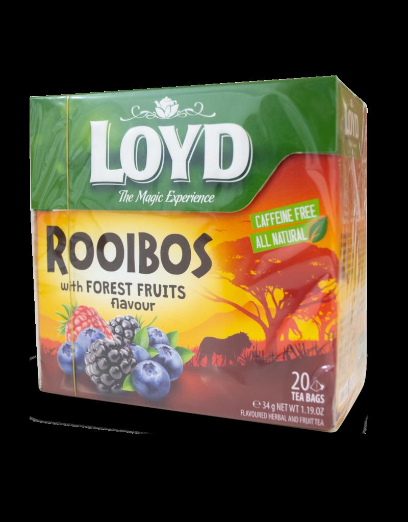 Loyd Loyd Rooibos with Forest Fruit Tea
