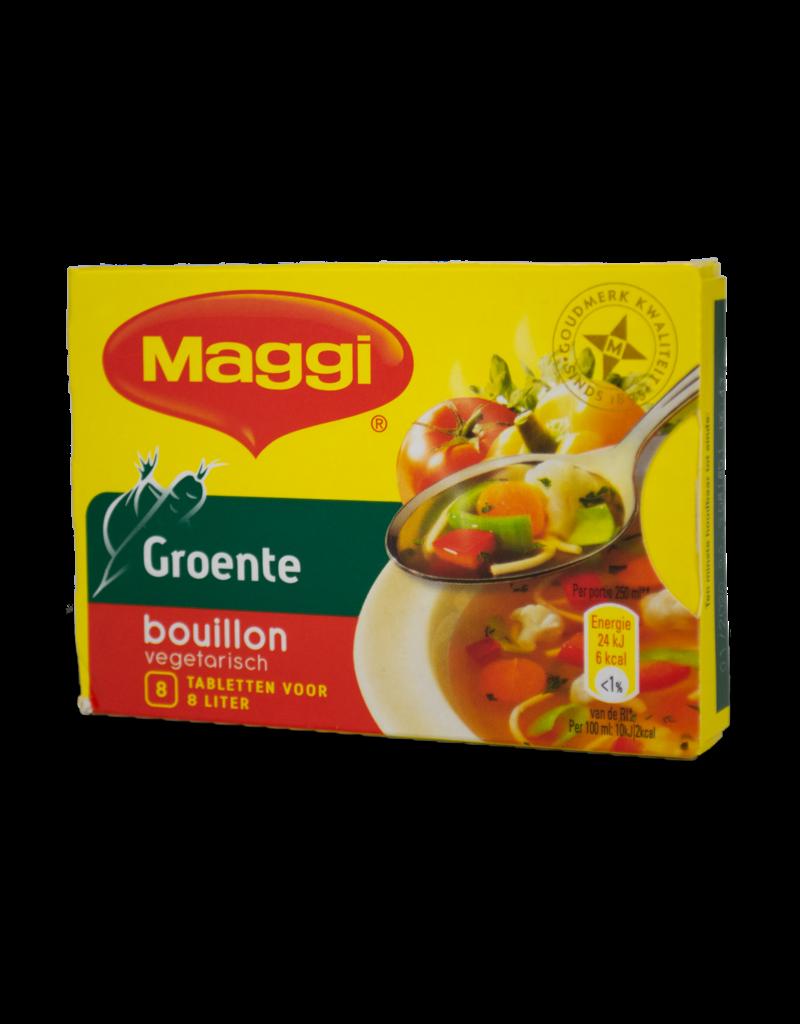 Maggi Maggi Vegetable Bouillon 8 Pack