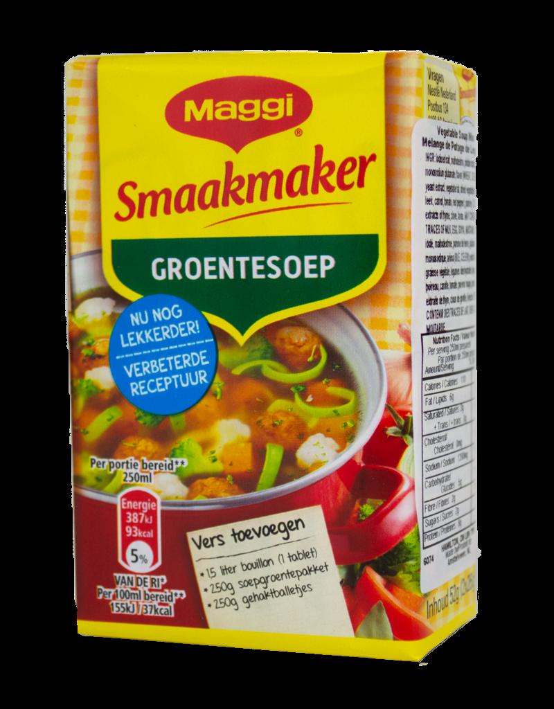 Maggi Maggi Smaakmaker Soup Mix - Vegetable 78g