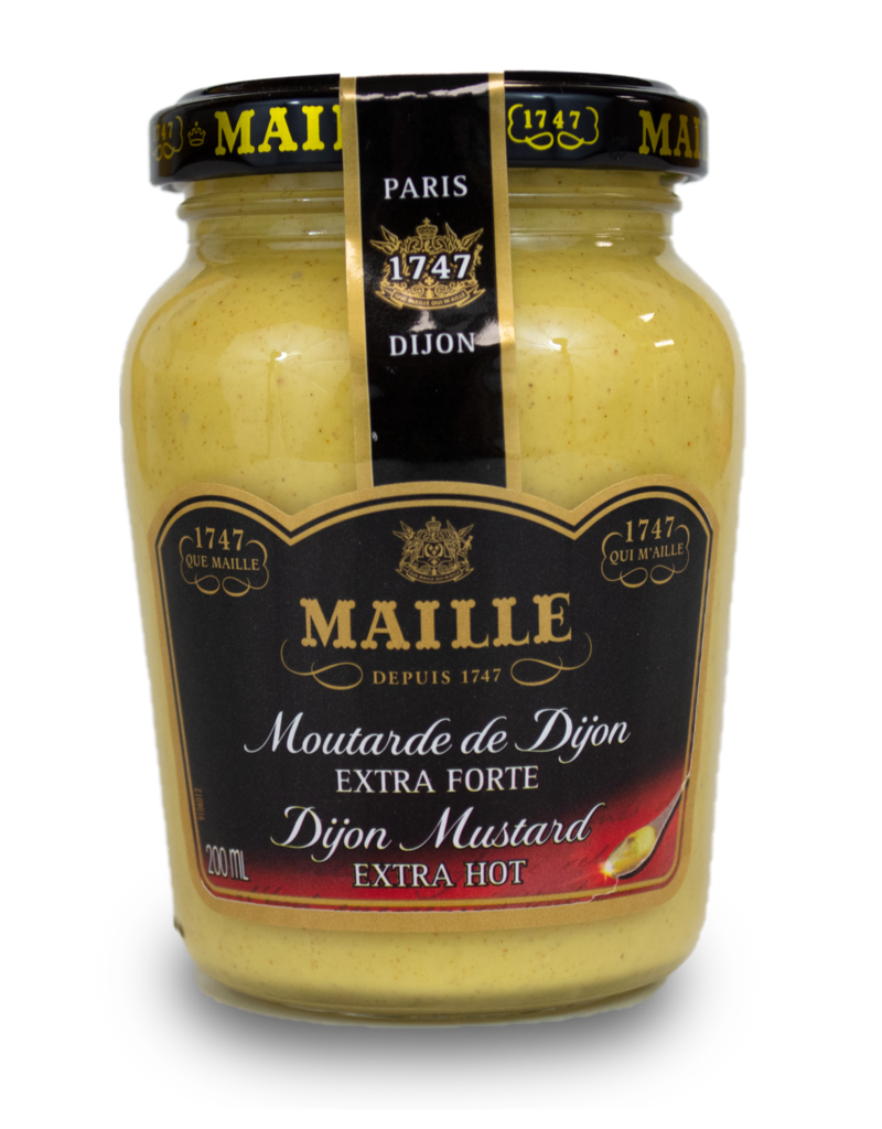 Maille Maille Mustard - Hot Dijon 200ml