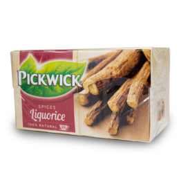 Pickwick Liquorice Tea 40g