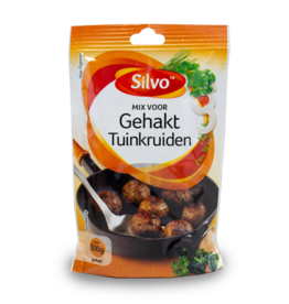 Silvo Spice Mix - Gehakt with Herbs 40g