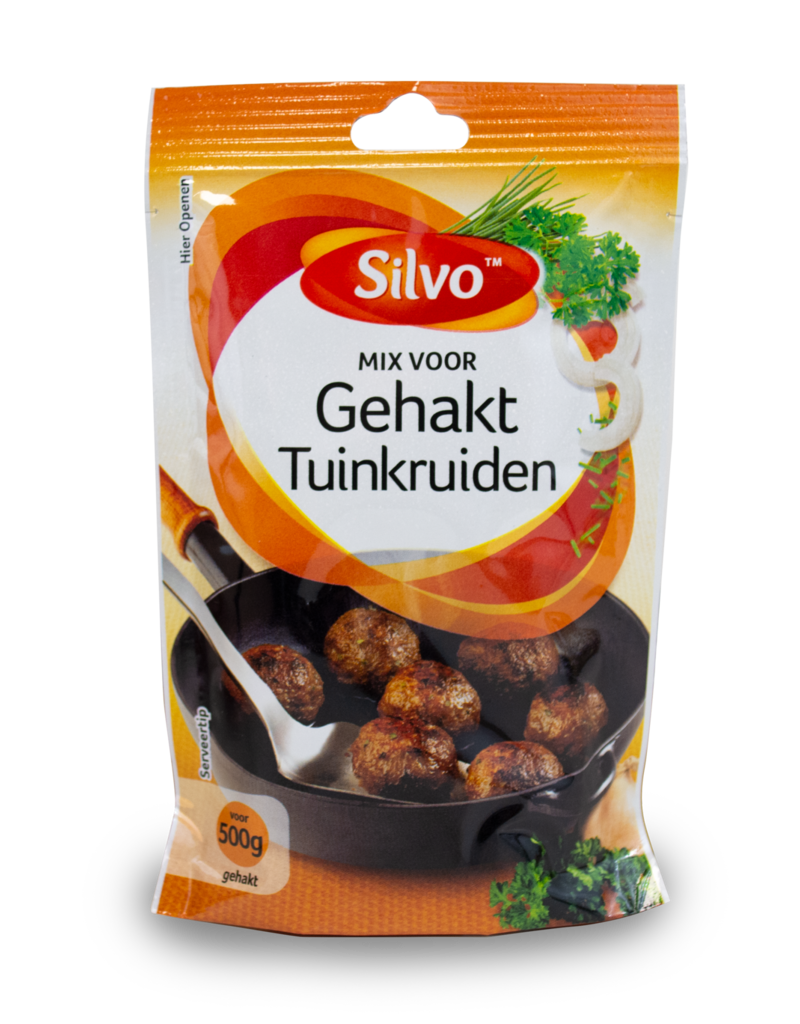 Silvo Silvo Spice Mix - Gehakt with Herbs 40g