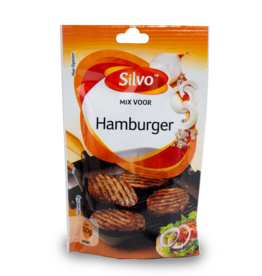 Silvo Spice Mix - Hamburger