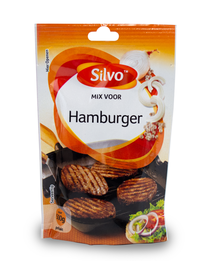 Silvo Silvo Spice Mix - Hamburger