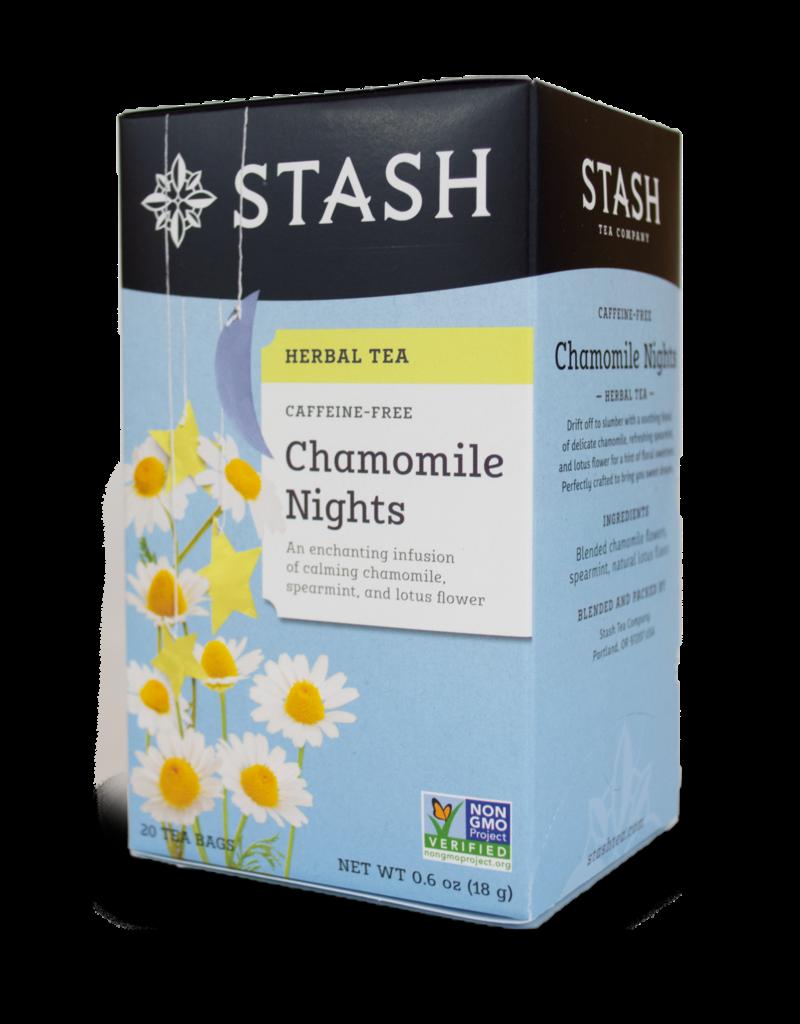 Stash Stash Chamomile Nights Tea 33g