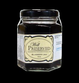 Well Preserved Jam - Blueberry 110ml