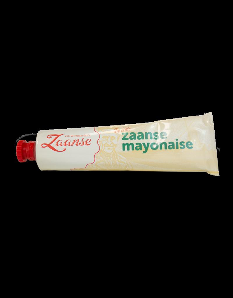 Zaanse Zaanse Mayonnaise Tube 180ml