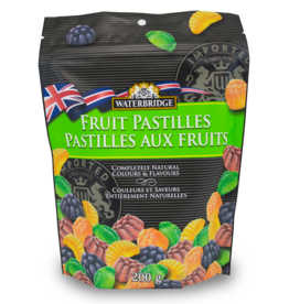 Waterbridge Fruit Pastilles 200g