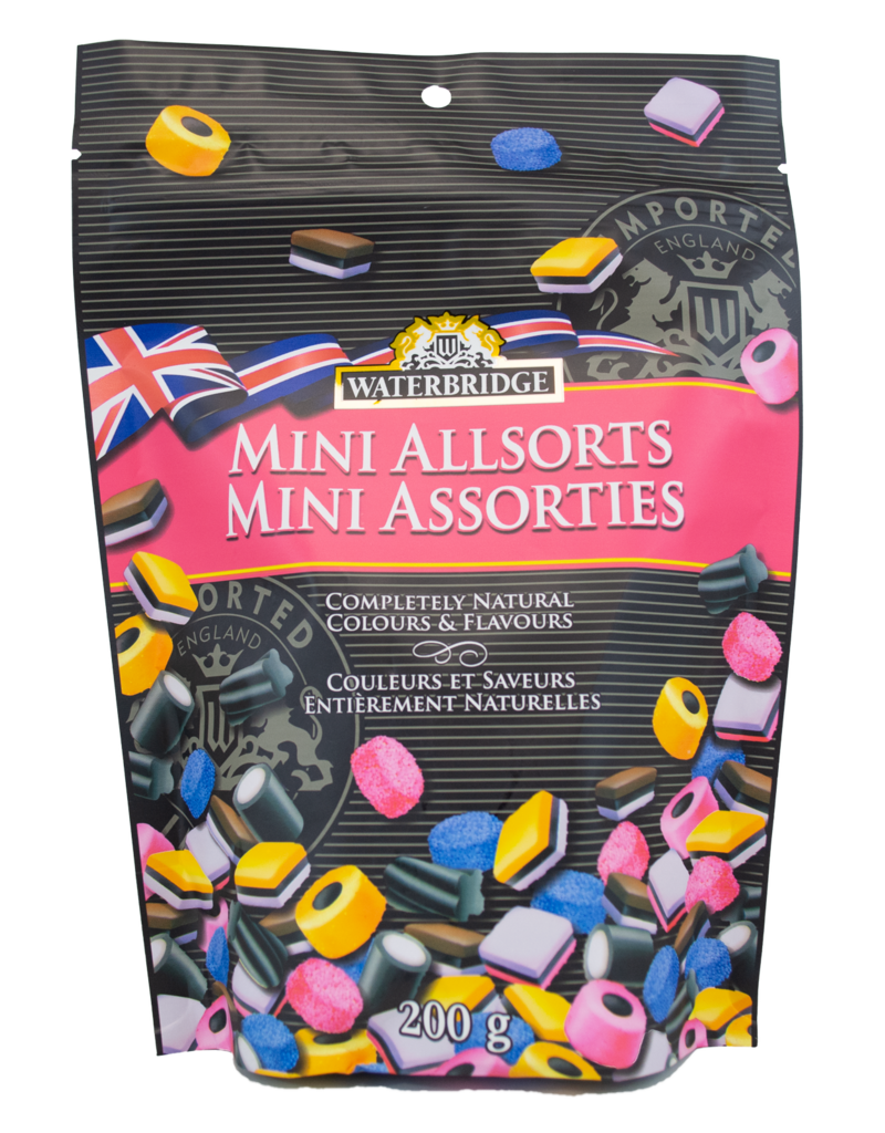 Waterbridge Waterbridge Mini Allsorts 200g