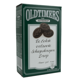 Oldtimers Red Deer Liquorice 225g