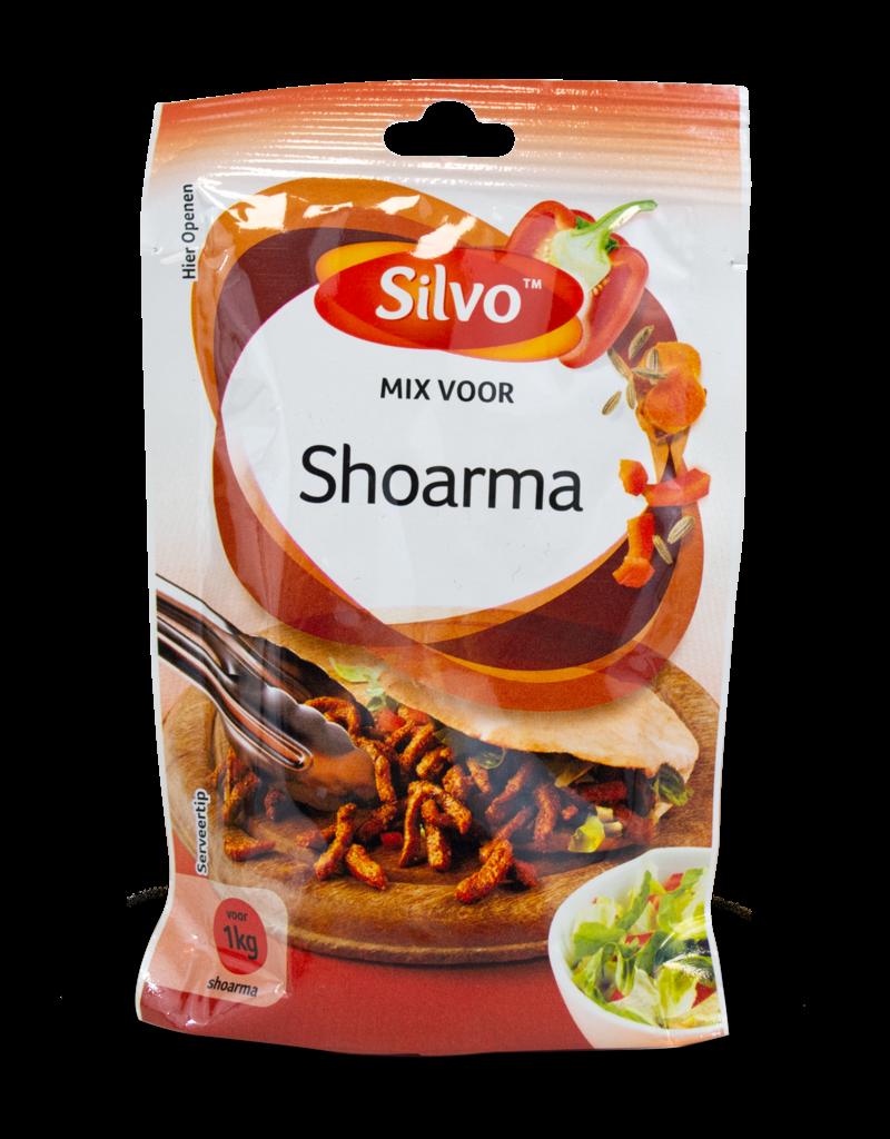 Silvo Silvo Spice Mix - Shoarma