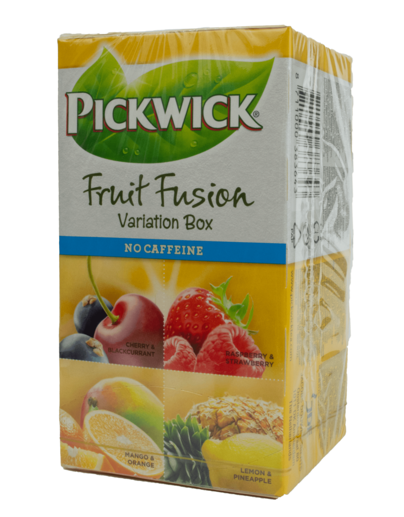Pickwick Pickwick Fruit Fusion Decaf Tea