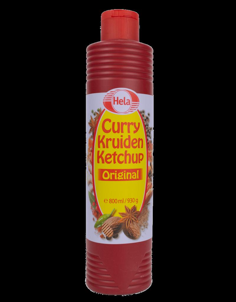 Hela Hela Curry Ketchup 500ml