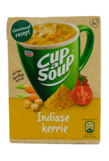 Unox Unox Cup a Soup - Indian Curry 3X18g