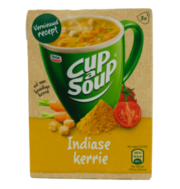 Unox Cup a Soup - Indian Curry 3X18g