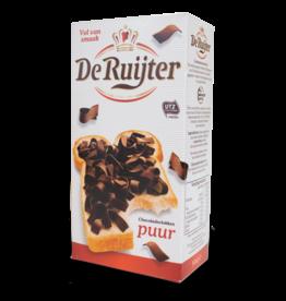 De Ruijter Chocolate Flakes (Vlokken) - Dark 300g