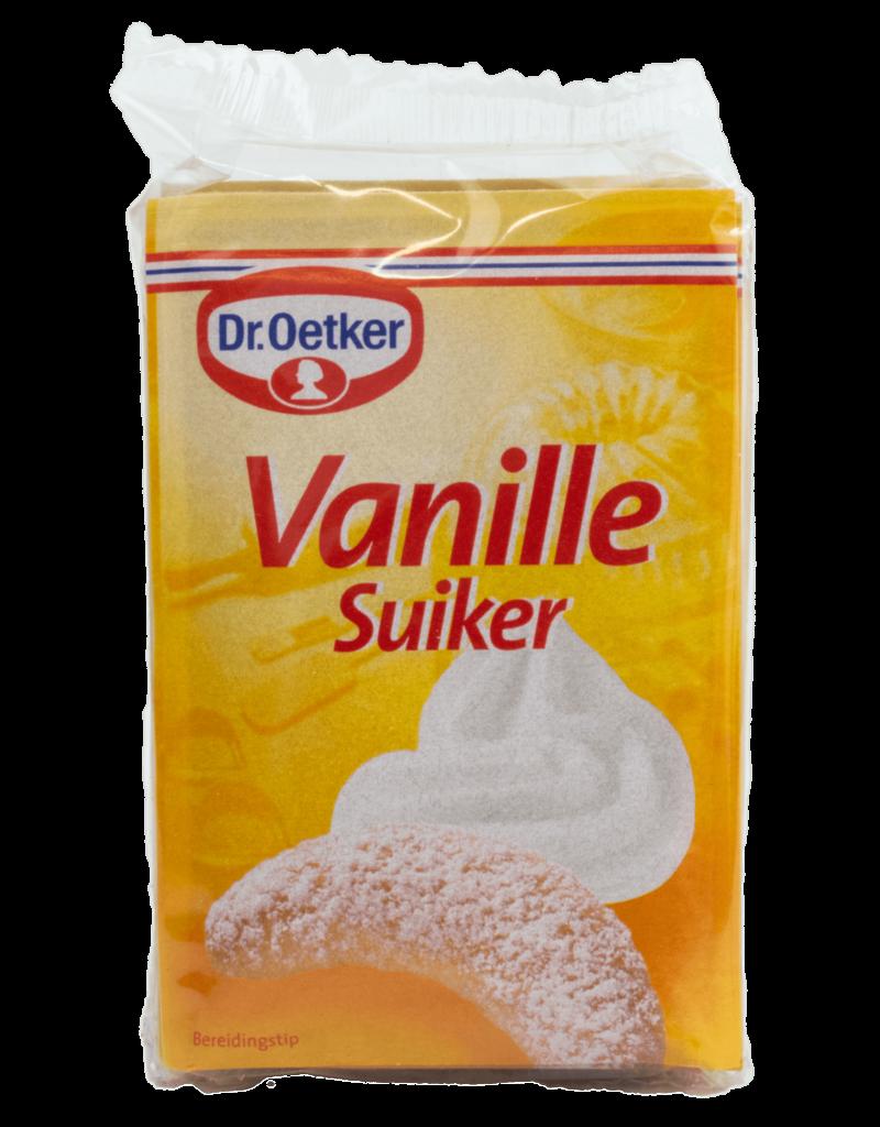 Dr Oetker Dr Oetker Vanilla Sugar 10g