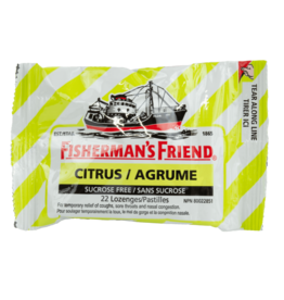 Fisherman's Friend Citrus 22pcs