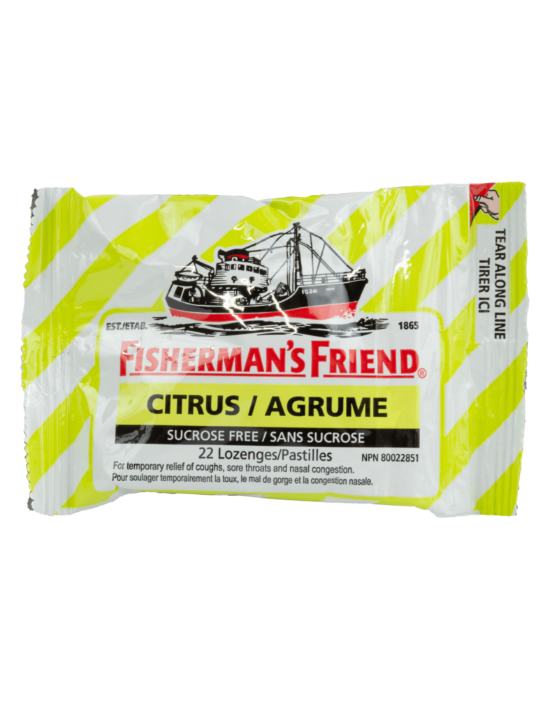 Fisherman's Friend Fisherman's Friend Citrus 22pcs